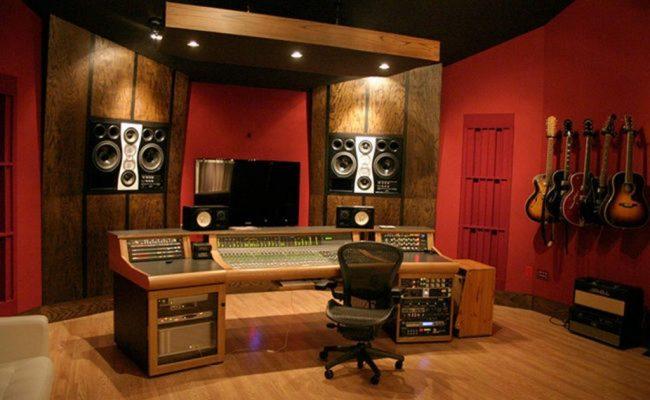 آکوستیک کردن استودیو صدا