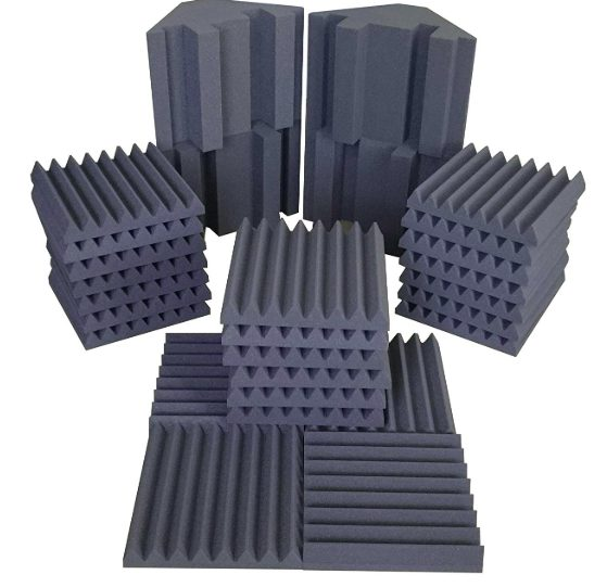 انواع عایق صوتی